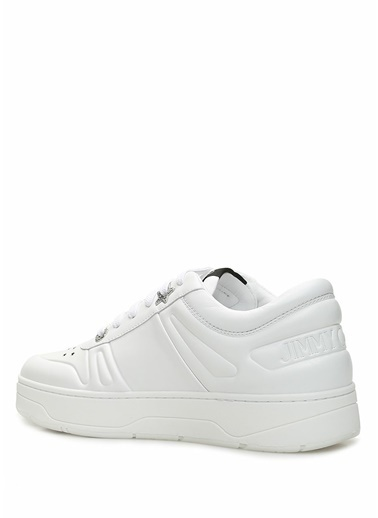 Jimmy Choo Sneakers Beyaz